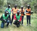 Partita Paintball 1 ora Orgosolo Sardegna